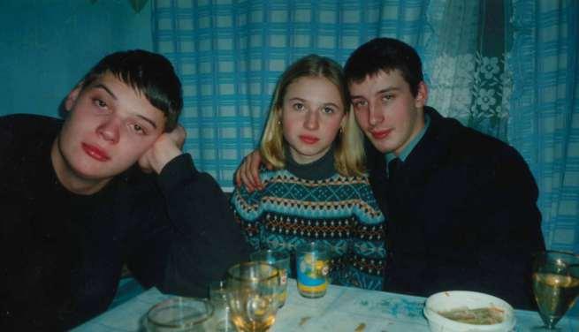Я пьяный, Лобачева и Сапук